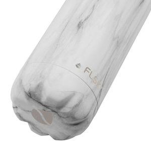 FLSK Trinkflasche - Isolierflasche 500ml White Marble – Bild 5