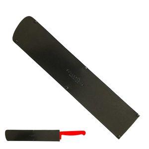 SCHARFsinnig  Klingenschutz bis 32 x 5,0 Klinge Bonded Leder – Bild 1