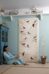 Komar Fototapete Birds 92 x 220 cm #2-1014 Bild 2