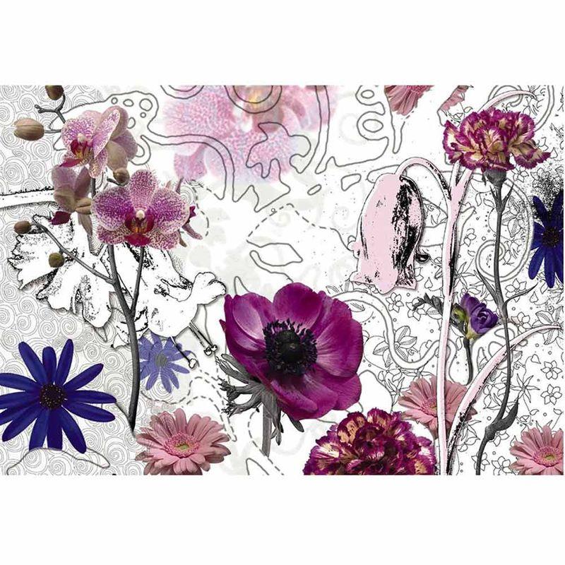 Komar Fototapete Purple 368 x 254 cm #8-887