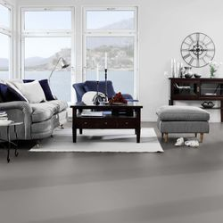PVC Bodenbelag Tarkett Design 260 Dj Grey 3m Bild 4
