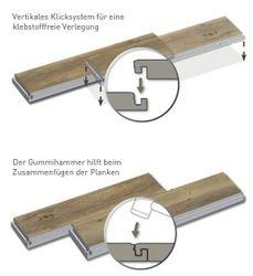 Gerflor Klick-Vinyl Clic 70 | 0262 Elm 1,4m² Bild 3
