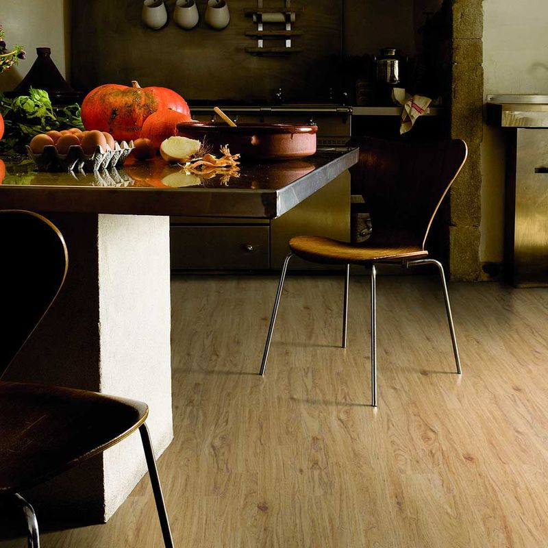 Gerflor Senso Natural 0018 Noyer Naturel Designbeispiel 2