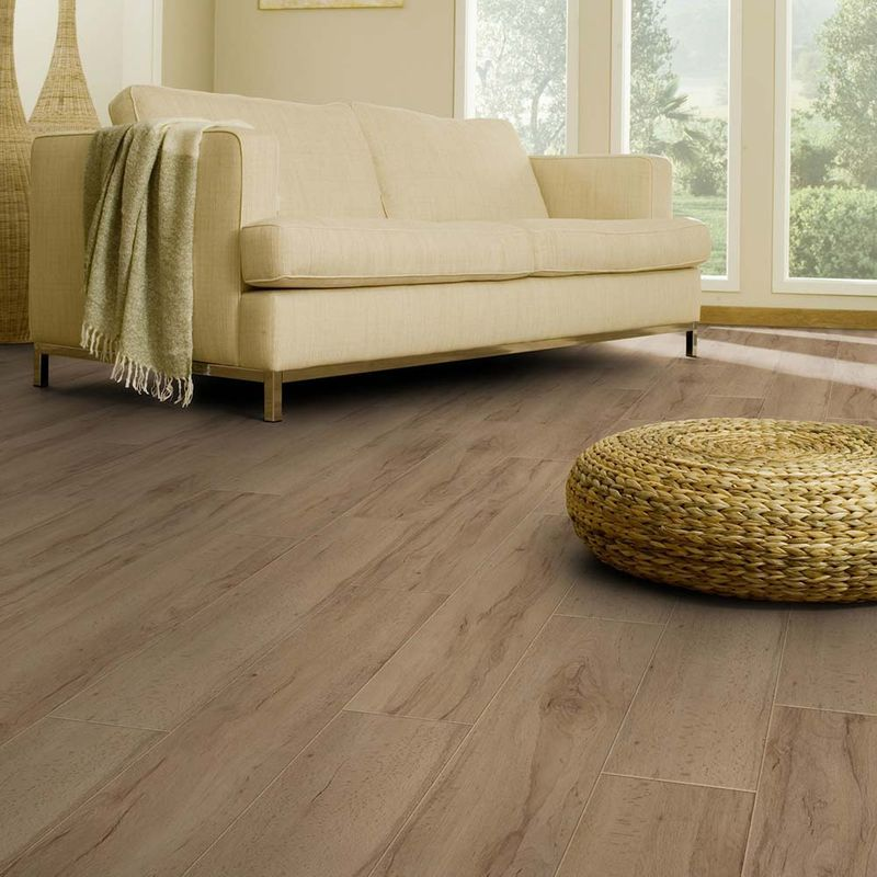 Gerflor Senso Natural 0323 Beech Honey Designbeispiel 2