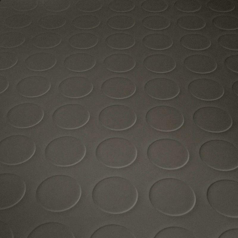PVC Tarkett Noppe Schwarz |Muster Bild 3