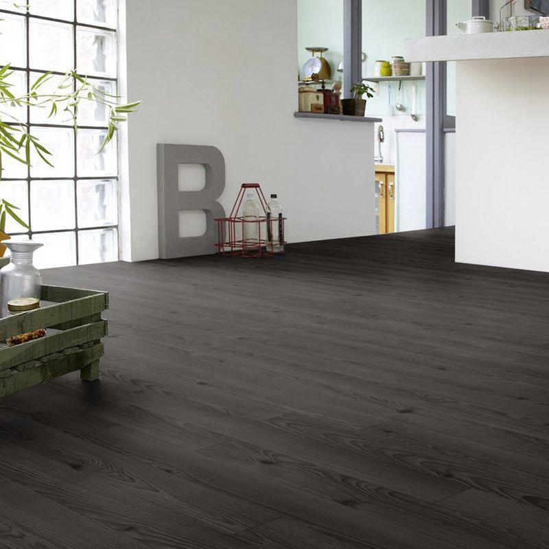 PVC Bodenbelag Tarkett Design 260 Vacano Black Designbeispiel
