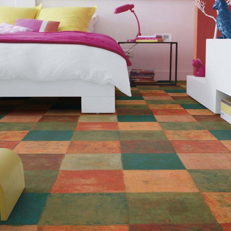 PVC Tarkett Design 260 Latina Dunkel Designbeispiel 3