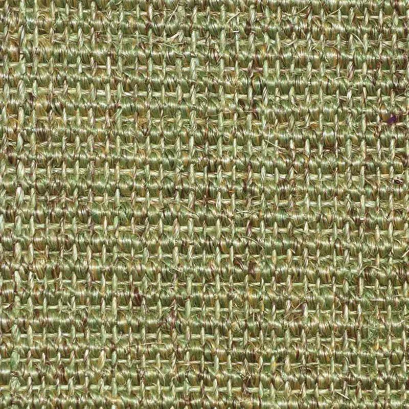Sisal Manaus Stufenmatten Grün 35 Detail