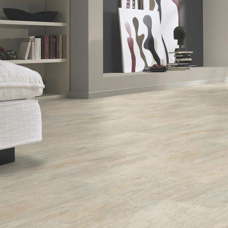 PVC Bodenbelag Tarkett Select 150 | Melbourne Gris 2m Bild 4