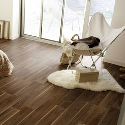 PVC Bodenbelag Tarkett Select 150 | Hazelnut Brown Designbeispiel 2
