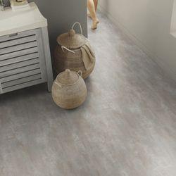 PVC Bodenbelag Tarkett Select 150 | Stromboli Gris Fonce 2m