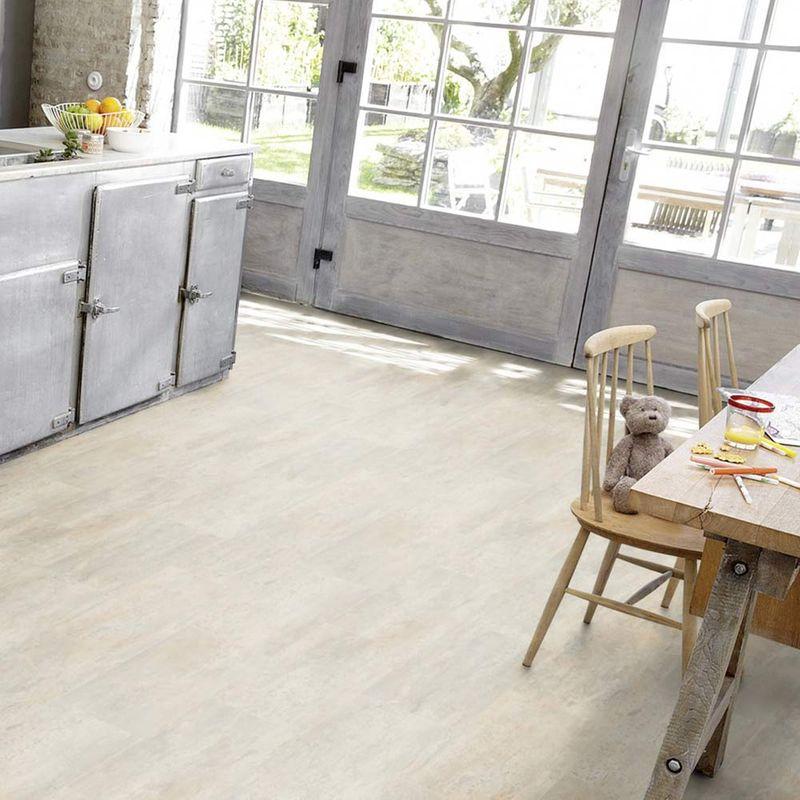 PVC Bodenbelag Tarkett Select 150 | Melbourne Gris Designbeispiel 3