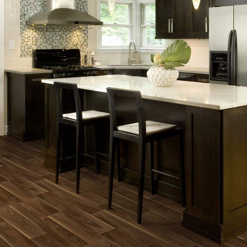 PVC Bodenbelag Tarkett Select 150 | Hazelnut Brown Designbeispiel 4