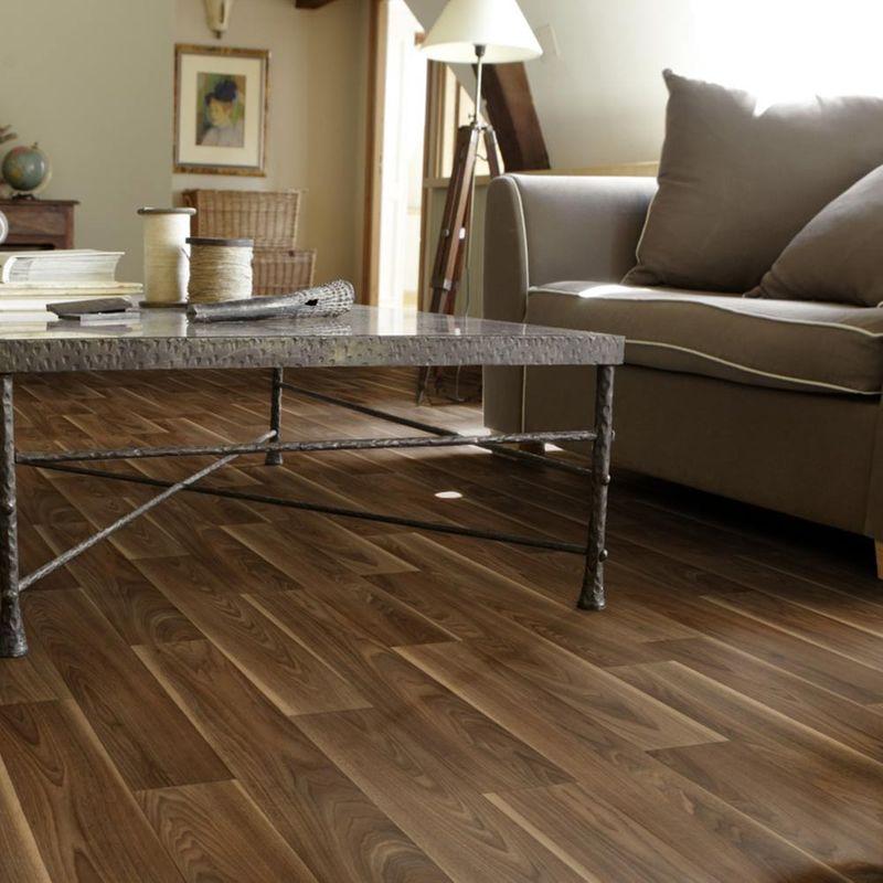 PVC Bodenbelag Tarkett Select 150 | Hazelnut Brown Designbeispiel 5