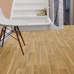 PVC Bodenbelag Tarkett Select 150 | Hazelnut Natural 3m Bild 5