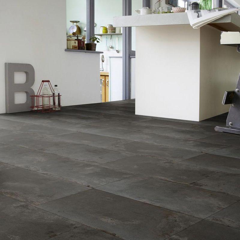 PVC Bodenbelag Tarkett Select 150 | Rusty Black 3m