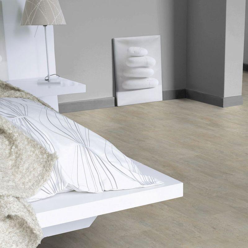 PVC Bodenbelag Tarkett Select 150 | Melbourne Gris Designbeispiel 2