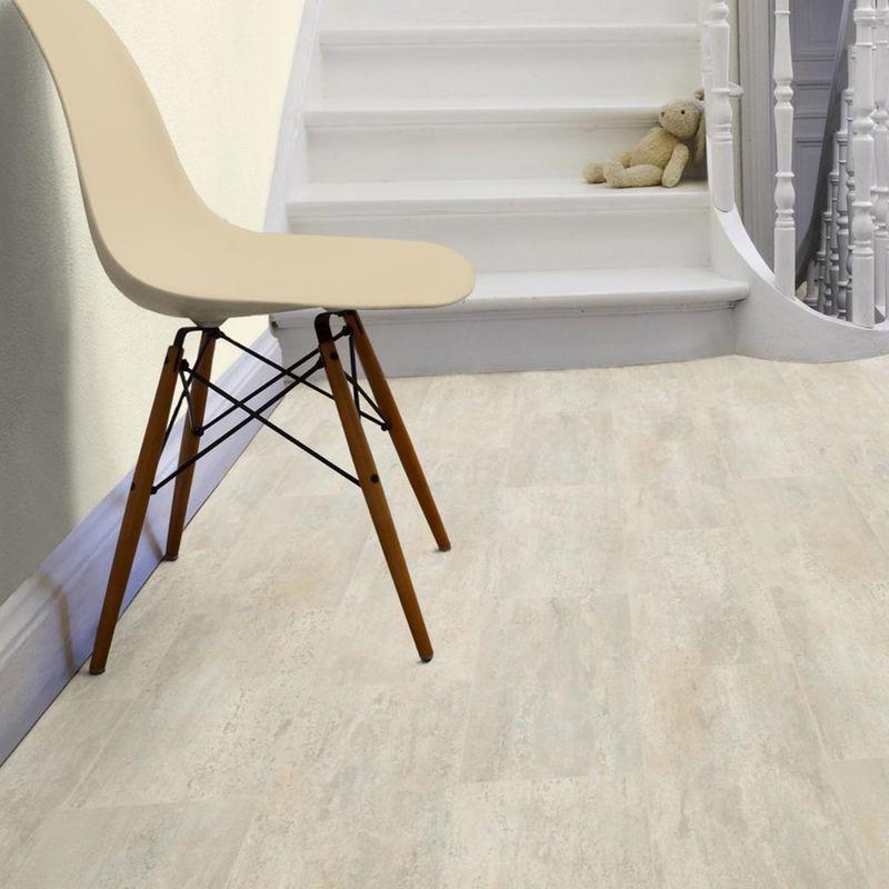 PVC Bodenbelag Tarkett Select 150 | Melbourne Gris Designbeispiel