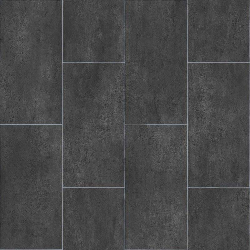 PVC Bodenbelag Tarkett Select 150 | Melbourne Noir Detail