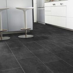 PVC Bodenbelag Tarkett Select 150 | Melbourne Noir Designbeispiel 5