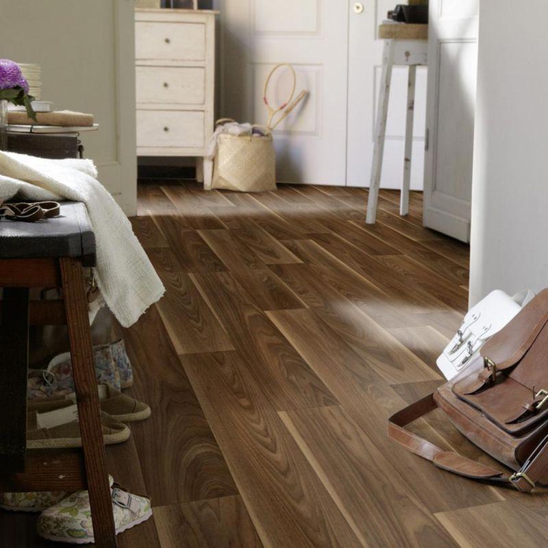 PVC Bodenbelag Tarkett Select 150 | Hazelnut Brown Designbeispiel