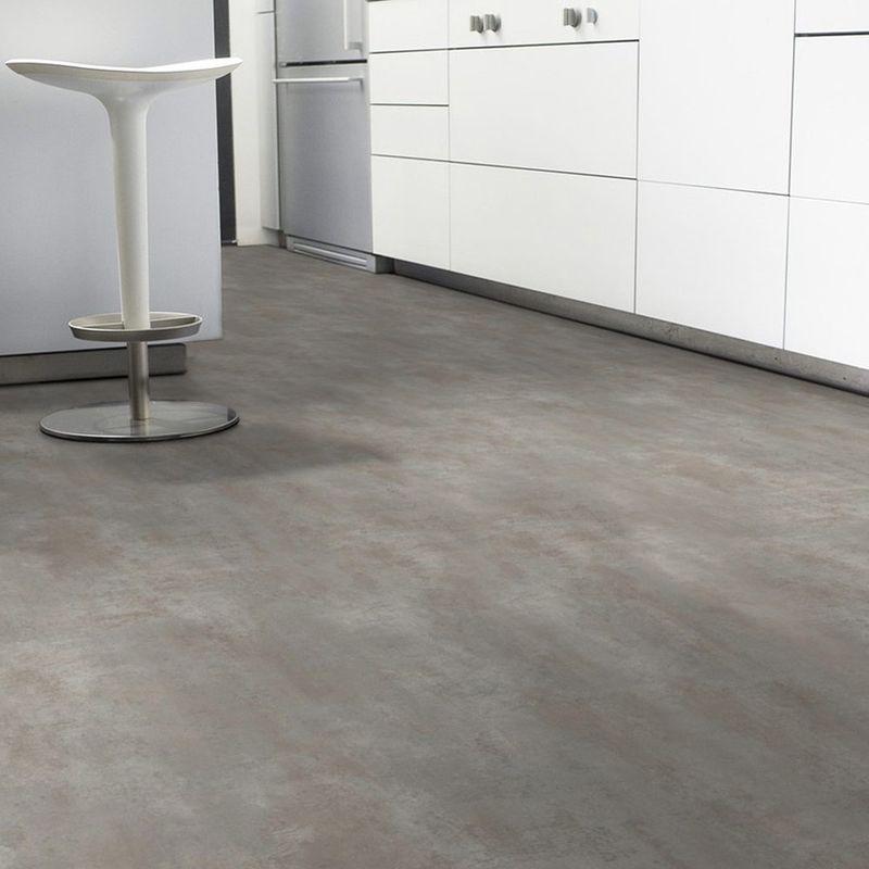 PVC Bodenbelag Tarkett Select 150 | Stromboli Gris Fonce Designbeispiel 3
