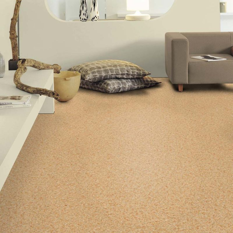 PVC Bodenbelag Tarkett Traffic 201 Crystal Beige 4m