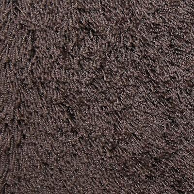 Reststück Shaggy Teppich Valery Braun | 2,50x0,50 m