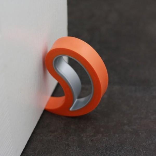 Türstopper Fensterstopper Stoppi Orange Bild 1