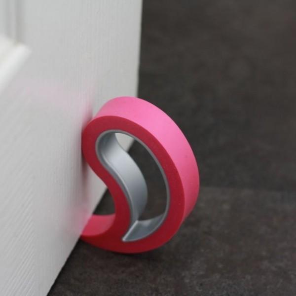 10 x Türstopper Fensterstopper Stoppi Pink Bild 1