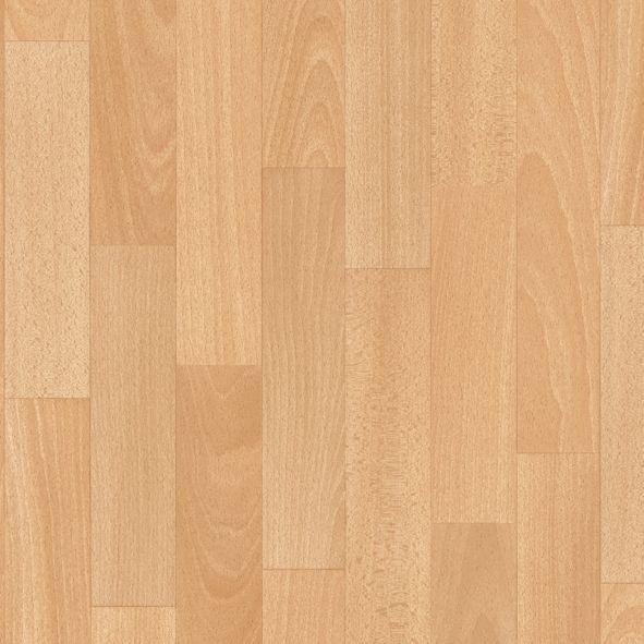 PVC Fussboden Tarkett Select 280T | Beech Light Brown 2m  Bild 1
