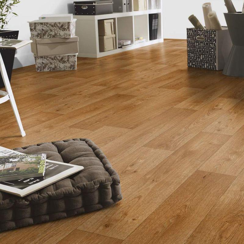 PVC Boden Tarkett Select 280T Swan Medium Natural Designbeispiel 1