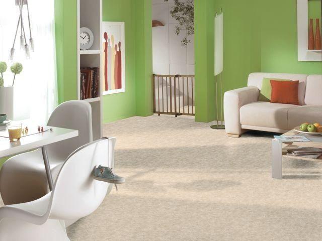 PVC Fussboden Tarkett Select 280T | Catera Grege 4m  Bild 2