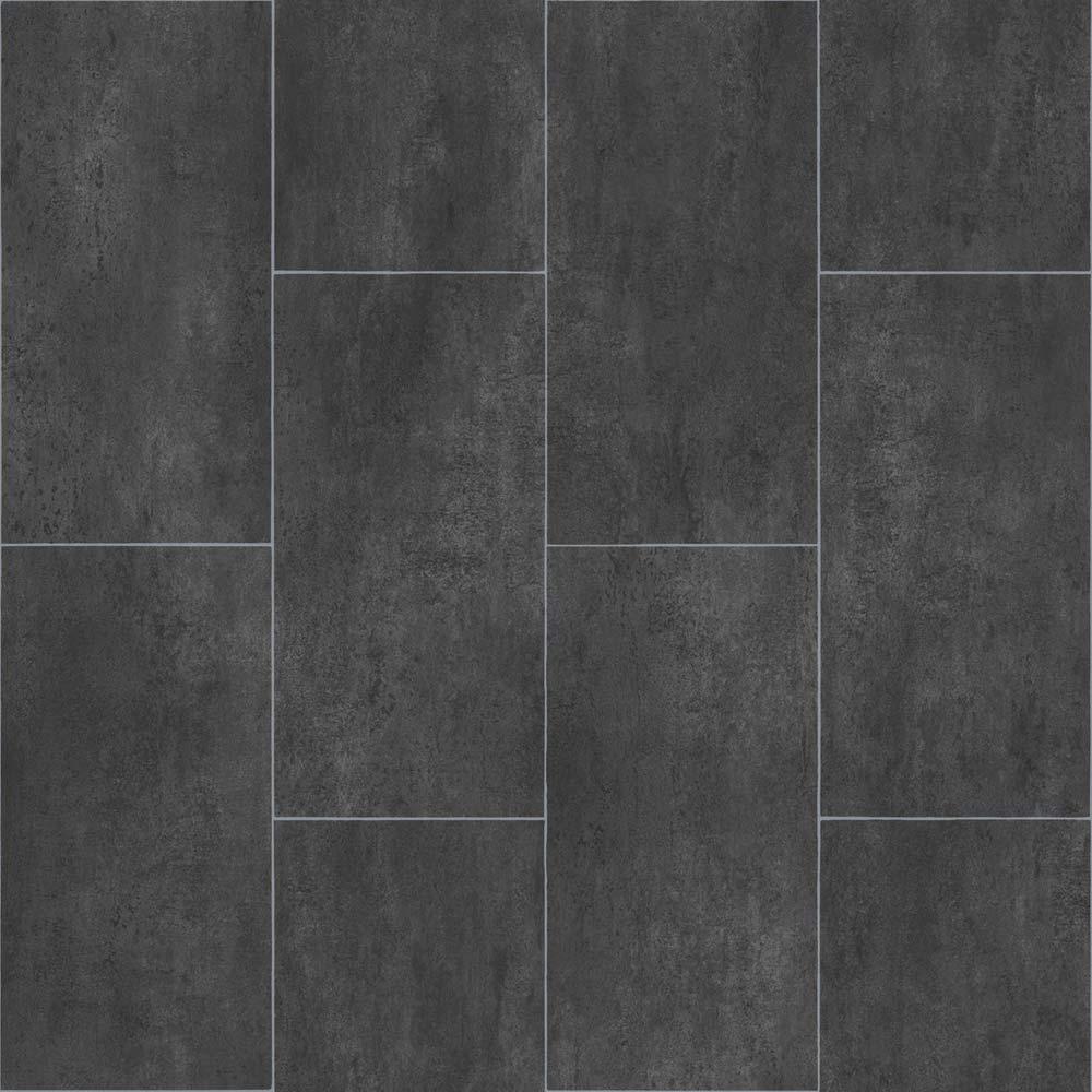 pvc fussboden tarkett select 280t melbourne noir 4m bodenbel ge pvc belag 4 00 m rollenbreite. Black Bedroom Furniture Sets. Home Design Ideas