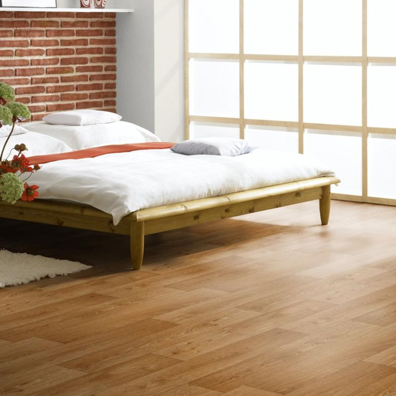 PVC Boden Tarkett Select 280T Swan Medium Natural Designbeispiel 4