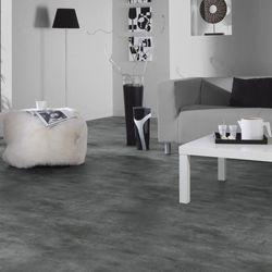PVC Boden Tarkett Select 280T Stromboli Acier Designbeispiel