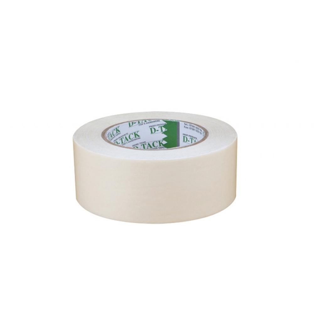 f/ür alle Teppiche Doppelseitiges klebeband extra stark PVC 50mm x 25m PVC Bel/äge und R/äume geeignet Fu/ßbodenheizung