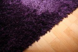 Shaggy Teppich Empire Lila | Größe: 1,30x4,00 m Bild 2