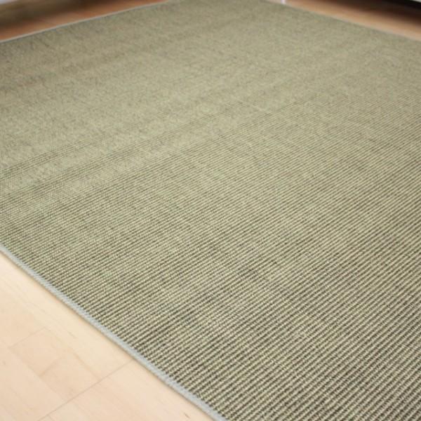 Sisalteppich Kettelteppich Manaus | Farbe: Grün 35  Bild 4