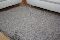 Shaggy Teppich Cosy Grau Bild 2