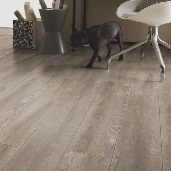 Klick Vinyl Tarkett Starfloor Click 50 | Smoked Oak Light Grey 1,708 m²