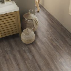 Klick Vinyl Tarkett Starfloor Click 50 | Smoked Oak Dark Grey 1,708 m²