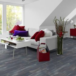 Klick Vinyl Tarkett Starfloor Click 30 | Colored Pine-Blue 2,009 m²