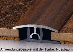 Profi Tec Master Übergangsprofil 34 mm 90 cm Eiche Hell
