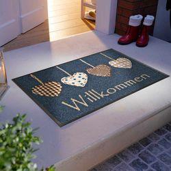 Fußmatte wash+dry Design Cottage Hearts 50x75 cm