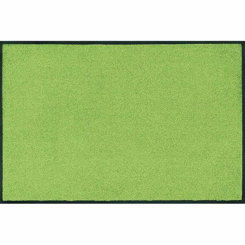 Fußmatte wash+dry Trend-Colour Apple Green 75x190 cm