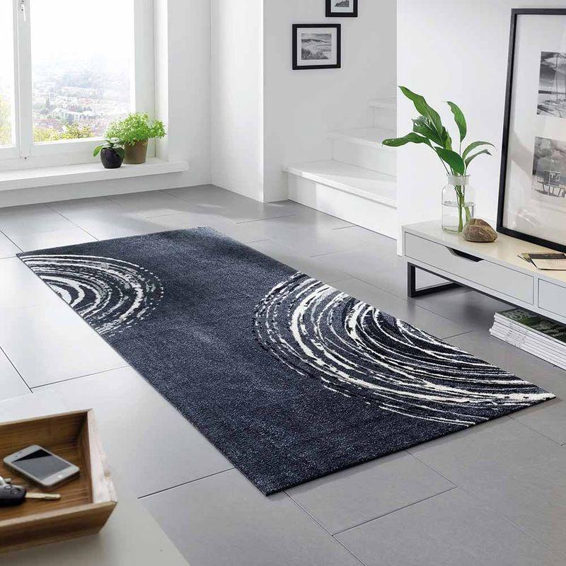 Fußmatte wash and dry Decor Swirl 80x200 cm Designbeispiel
