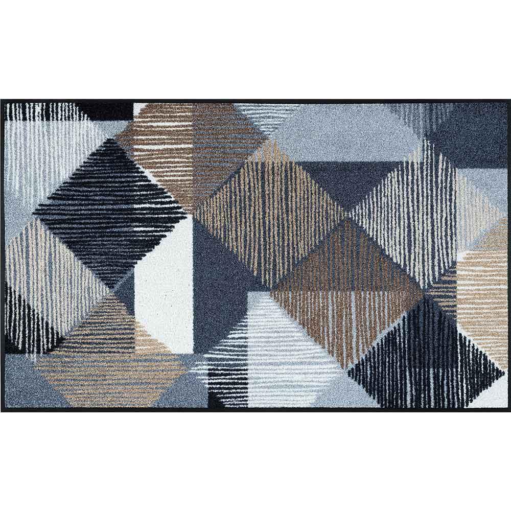 fu matte wash dry design lines and boxes 75x120 cm. Black Bedroom Furniture Sets. Home Design Ideas