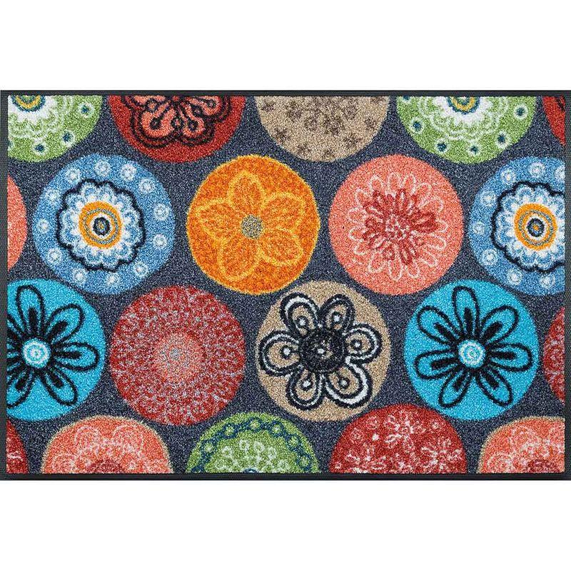 Fußmatte wash+dry Design Coralis 50x75 cm