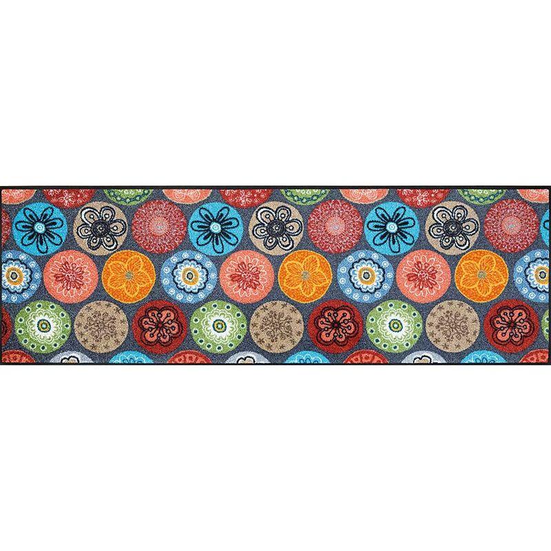 Fußmatte wash and dry Design Coralis 60x180 cm